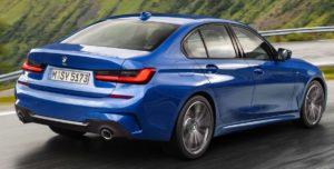 BMW 3シリーズ リアコンビネーションランプ