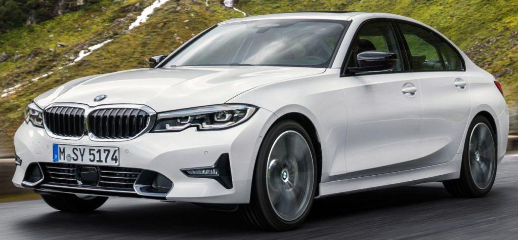 BMW 3 デビュー