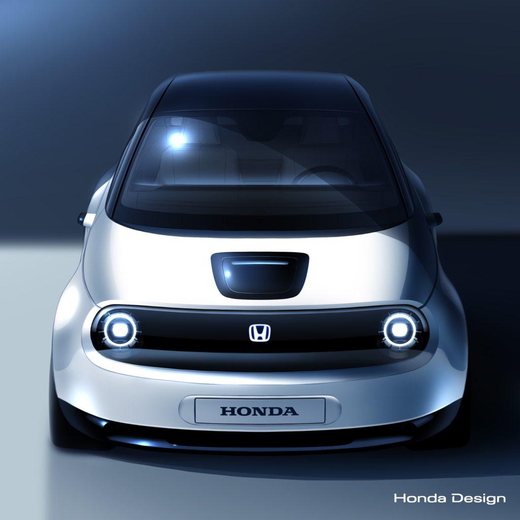 ホンダ 新型EV