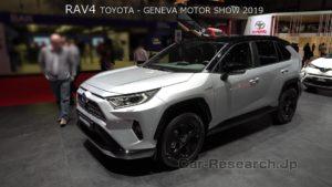 トヨタ新型RAV4