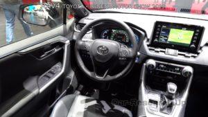 RAV4 トヨタ 内装