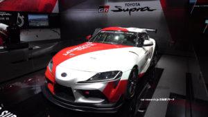 GRスープラ GT4 コンセプト