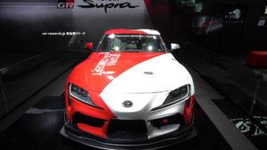 GRスープラ GT4 コンセプト フロントグリル
