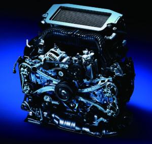 CB18型エンジン