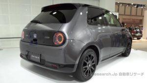 Honda e リアコンビネーションランプ
