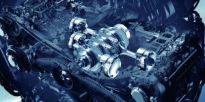 CB18型 エンジン
