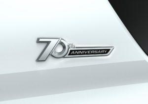 ランドクルーザープラド 70th anniversary
