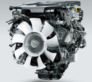 F33A-FTV型 V6 3.3Lディーゼルエンジン