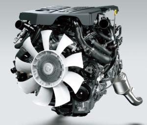 V35A-FTS型ガソリンターボV6 3.5L