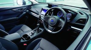 SUBARU XV 2.0e-L EyeSight 特別仕様車 Smart Edition インテリア