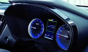 SUBARU XV 2.0e-L EyeSight 特別仕様車 Smart Edition メーターパネル