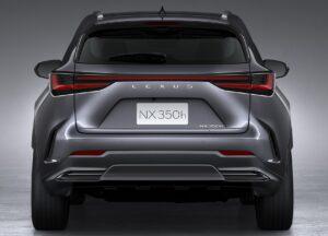 新型NX350h