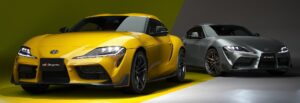 スープラ35周年特別仕様車2021年