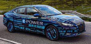 シルフィ e-POWER 発表