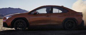 新型WRX 北米仕様スバル